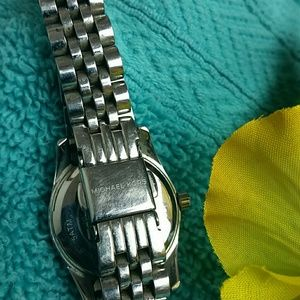 Michael Kors Accessories - Michael Kors Silvertone Watch